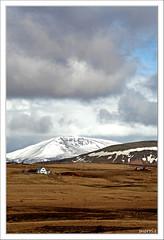 not winter..... but still not summer (snorri.s) Tags: snow nature canon iceland spring vor ísland snjór internationalgeographic goldenheartaward snorris