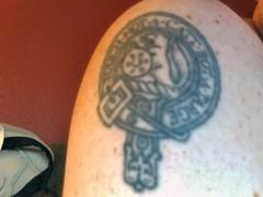 McBean Scottish Family Crest