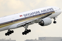 Singapore Airlines Boeing 777-200ER (9V-SVK) DSC2275 (KWsideB) Tags: plane airplane airport singapore aircraft aviation flight aeroplane airline boeing changi airlines sq takeoff rotating 777 changiairport sia spotting airliner airtravel singaporeairlines planespotting 772 b777 staralliance wsss 777200 777200er 02c 777212er 9vsvk runway02c