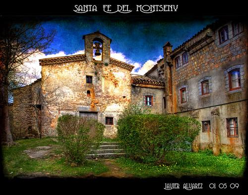 Santa Fe del Montseny (2)Ermita