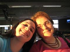 Maman et moi à Zurich