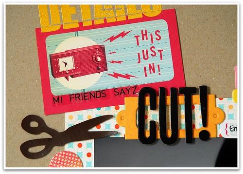 Cut! detail