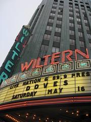 Doves, Wiltern, 5-16-2009