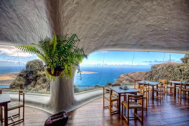 Cafeteria Deck, Lanzarote HDR