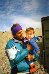 940825 Greenlander (rona.h) Tags: arctic greenland 1994 cloudnine ronah paamiut frederikshaab vancouver27 bowman57