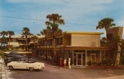 Rio Motel - Daytona Beach, Florida