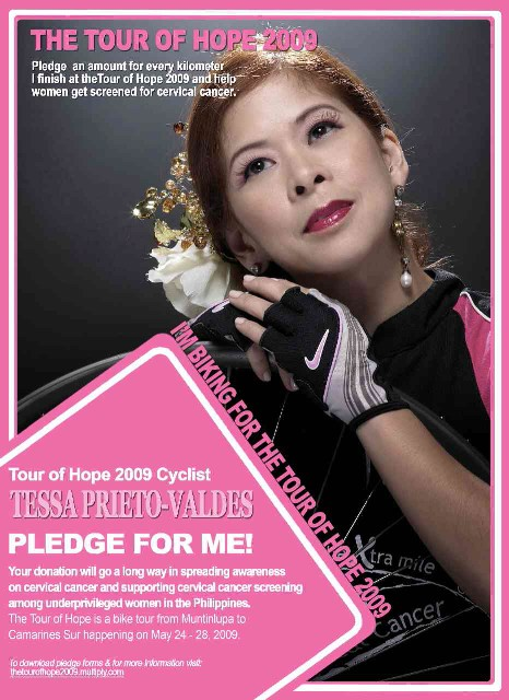 tessa pledge