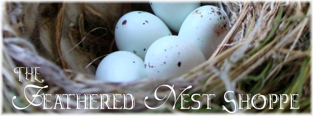 ~ The Feathered Nest Shoppe ~