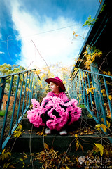 Pretty Petti (Jodie-Lee-Photography) Tags: pink hat cowboy cowgirl pettiskirt petti
