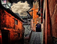 Albarracín (XIII) (NO HDR) (Jose Luis Mieza Photography) Tags: españa spain aragon teruel albarracin benquerencia reinante jlmieza reinanteelpintordefuego joseluismieza