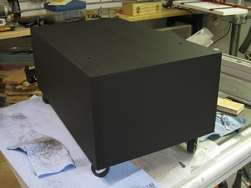 painted carcase