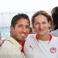 0905202471 (Kostas Kolokythas Photography) Tags: water women greece final polo 2009 olympiakos playoff vouliagmeni
