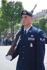 DSC_0364 ((univ)) Tags: usa paris france unitedstates veteran arcdetriomphe memorialday