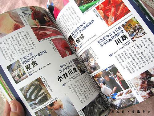手指壽司之築地魚市場導覽2