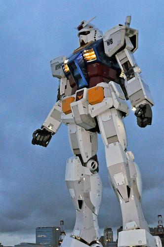 Odaiba Gundam(お台場ガンダム)DSC_0337