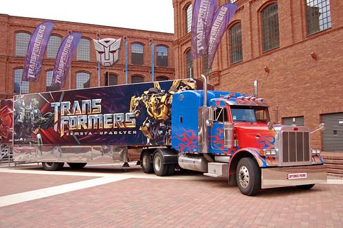 Optimus Prime completo