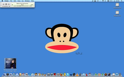 paul frank wallpaper. Paul Frank wallpaper