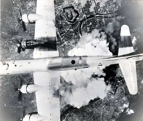 """Warbird picture - B-29 """"Incendiary Journey"""""""