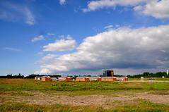 Clouds moving to the east (Michiel2005) Tags: holland netherlands clouds leiden nederland wolken corpus paysbas niederlande a44 hollande leyden leyde studentenwoningen rijnfront