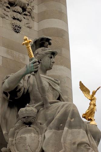 Pont Alexandre III, Paris 巴黎 亞歷山大三世橋