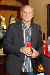 "Actor Alan Dale from ""Lost"" holding ..."