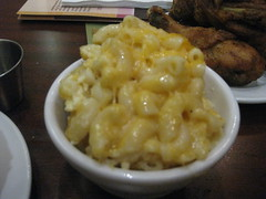 Gussie's Chicken and Waffles in San Francisco - Mac n Cheese