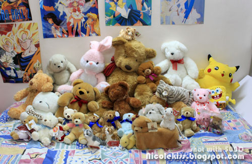 teddies galore