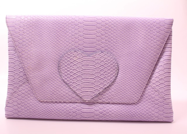 Purple Clutch 3