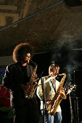 Bilder av Japee and the funk minority på Øya 09