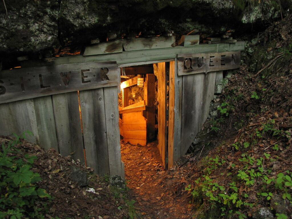Silver Queen Mine