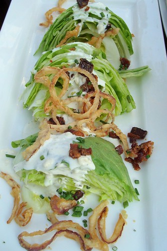 Iceberg Wedge Salad