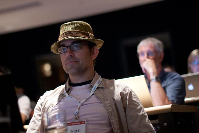 Derek Miller - Gnomedex 2009