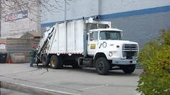 Boone Trucking Trash Truck (TheTransitCamera) Tags: trash truck boone trucking