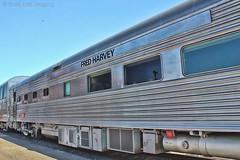 BNSF - Fred Harvey (three cats imaging) Tags: newmexico railway depot clovis bnsf topaz threecatsimaging