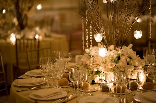 Winter Wedding Centerpieces Food N Weddings