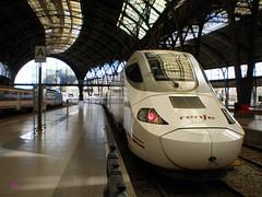 Estació de França - Alvia
