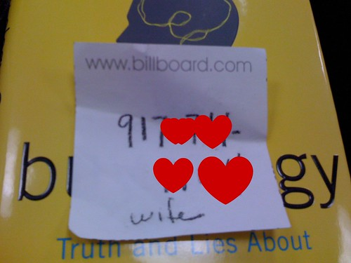 Wife's number