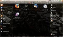 screenshot mit ubuntu netbook remix