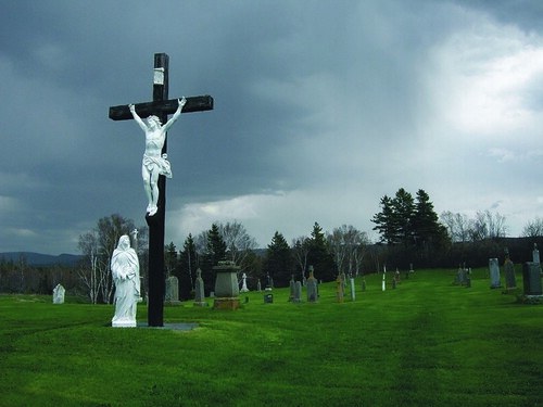 Lismore cemetary NS