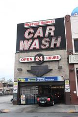 car wash @ new york city