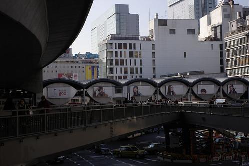 見慣れた街の中で 渋谷 2
