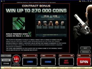 hitman casino to play