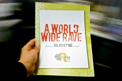 A World Wide Rave