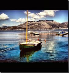 (70) Tags: blue light sea italy reflection water boat barca italia mare sony chapeau gaeta golfo lazio myriam70 worldsartgallery