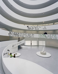Attack Guggenheim! Project (sputnik 57) Tags: nyc streetart art museum architecture project graffiti sopaulo franklloydwright crime installation vandalism guggenheim void rotunda grafite pixo pichao pixao contemplatingthevoid interventionsintheguggenheimmuseum