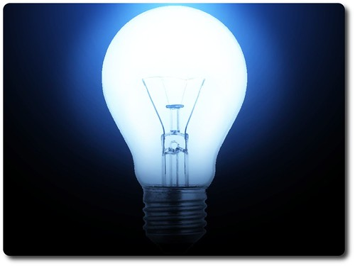 Light Bulb of Success