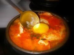 海鮮嫩豆腐煲