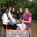 Wagon Ride - Costa Rica Study Abroad
