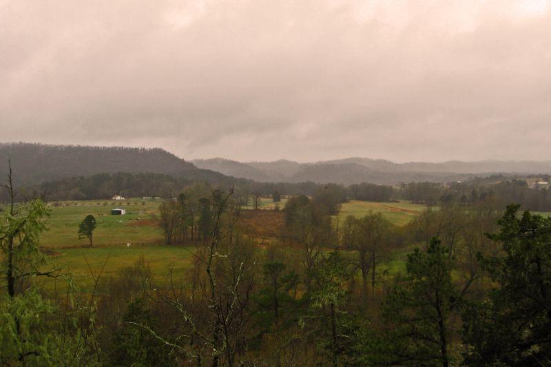 Rainy Day Vista