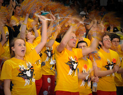 FRC San Diego - Frantic Fans